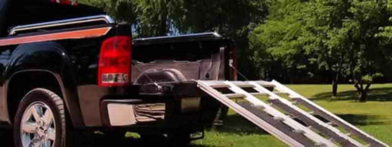 Best Motorcycle Ramps for Pickup Trucks Fi