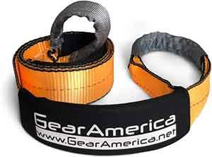 GearAmerica Tree Saver Winch Strap