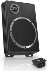 Sound Storm Laboratories LOPRO10 Amplified Car Subwoofer