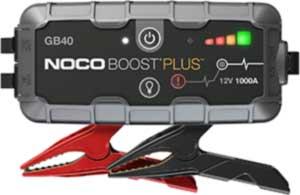 NOCO Boost Plus GB40 1000 Amp 12-Volt Jump Starter