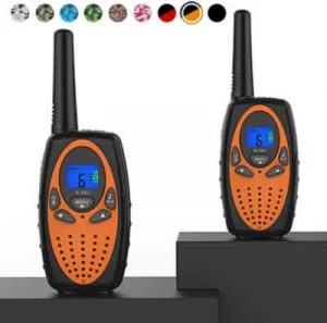 Topsung Two Way Radios for Adults, M880 FRS Walkie Talkie
