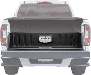 Last Boks Mid Size Truck Bed, Cargo Box Organizer